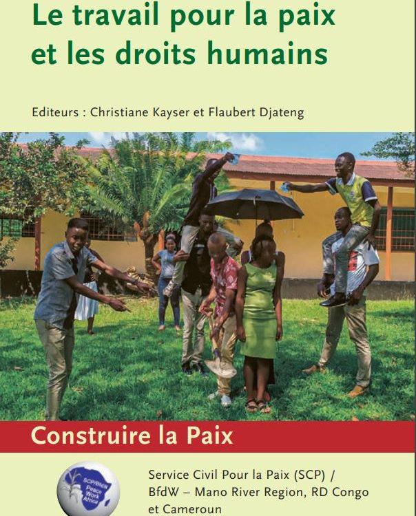 Le travail pour la paix et les droits humains