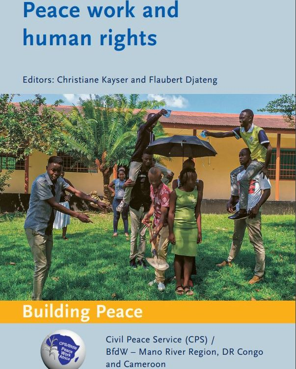 Peace work and human rights